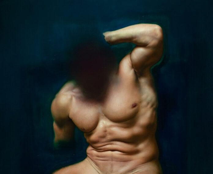 obraz akademického malíře Kubíka